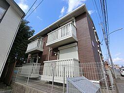 千葉県千葉市緑区おゆみ野1の賃貸アパートの外観
