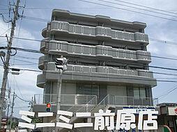 福岡県糸島市波多江駅北3丁目の賃貸マンションの外観