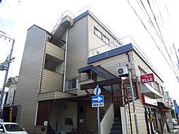 栄マンション[4階]の外観