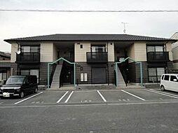 兵庫県姫路市網干区垣内東町の賃貸アパートの外観