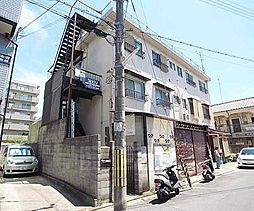 京都府京都市伏見区深草仙石屋敷町の賃貸アパートの外観