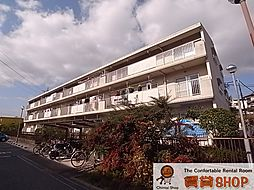 Fujisakiハイム[3階]の外観