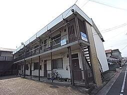兵庫県神戸市西区王塚台7丁目の賃貸アパートの外観
