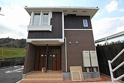 JR福塩線 新市駅 徒歩10分の賃貸アパート