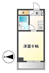 TAC-1[5階]の間取り