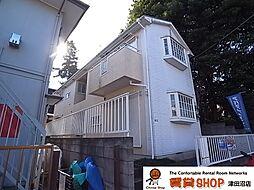 ハイツカメリア[1階]の外観