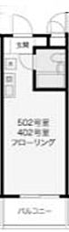 TCRE新百合ヶ丘[2階]の間取り