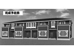JR鹿児島本線 熊本駅 バス34分 大窪下車 徒歩6分の賃貸アパート