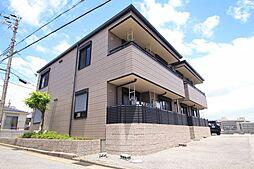 兵庫県神戸市垂水区霞ケ丘1丁目の賃貸アパートの外観