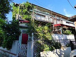 ミドリ荘[2階]の外観
