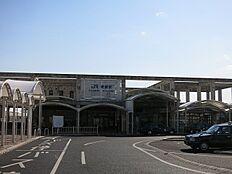 JR「朝霧」駅