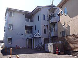 フジコーマンション小松里[1階]の外観
