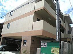 京都府京都市上京区秤口町の賃貸マンションの外観