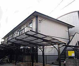 京都府京都市伏見区北尼崎町の賃貸アパートの外観