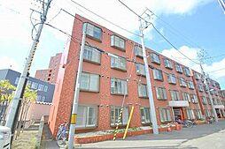 北海道札幌市東区北八条東6丁目の賃貸マンションの外観