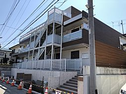 踊場3分矢部町新築マンション[305号室]の外観