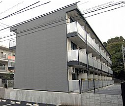 千葉県流山市大字三輪野山の賃貸アパートの外観