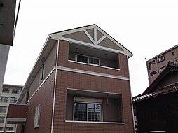 愛知県稲沢市国府宮1丁目の賃貸アパートの外観