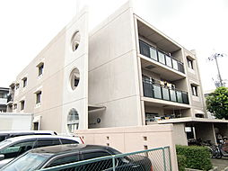 サンモールII[3階]の外観