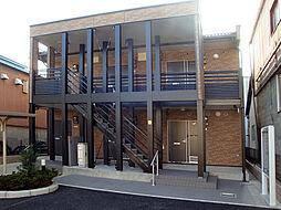 南海高野線 狭山駅 徒歩13分の賃貸アパート