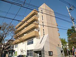 東京都昭島市昭和町1丁目の賃貸マンションの外観