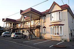 サングリーンカムイ[3号室]の外観