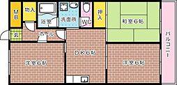 第3旭東ビル、[702号室]の間取り