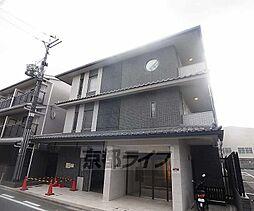京都府京都市中京区薬屋町の賃貸マンションの外観