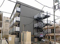 千葉県柏市あけぼの1丁目の賃貸マンションの外観