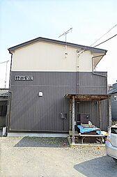 柿の家荘[3号室]の外観