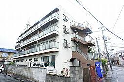 京都府長岡京市馬場見場走りの賃貸マンションの外観