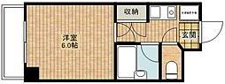 メルカード武蔵新城[3階]の間取り