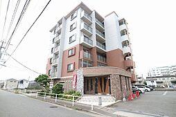 福岡県福岡市博多区麦野2丁目の賃貸マンションの外観
