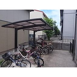 奈良県奈良市大安寺2丁目の賃貸アパートの外観