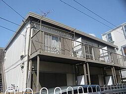 埼玉県さいたま市南区根岸4の賃貸アパートの外観
