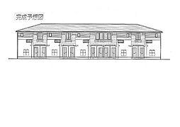みきハウスⅡ B[2階]の外観