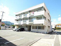 長野県長野市三輪5丁目の賃貸マンションの外観