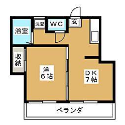 山手駅 6.4万円