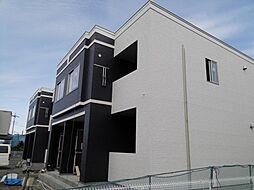 笠間市美原新築アパート[103号室号室]の外観