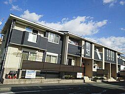 静岡県浜松市南区田尻町の賃貸アパートの外観
