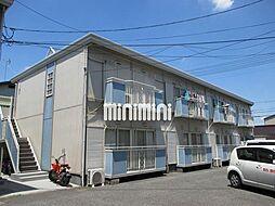 メゾンカルム富田 A棟[1階]の外観