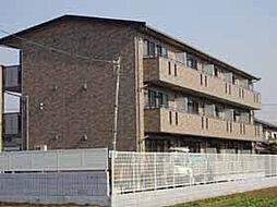 埼玉県さいたま市岩槻区西町4丁目の賃貸アパートの外観