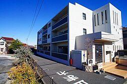 埼玉県狭山市広瀬2丁目の賃貸マンションの外観