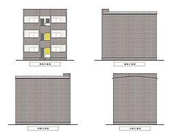 シティレジデンス鶴橋[102号室号室]の外観