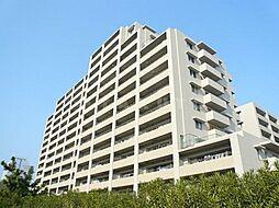 新千里桜ヶ丘メゾンシティ四番館[13階]の外観
