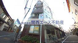 ロイヤルハイム新深江[3階]の外観