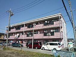 愛知県岩倉市曽野町下街道の賃貸マンションの外観