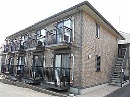 神奈川県厚木市恩名4丁目の賃貸アパートの外観