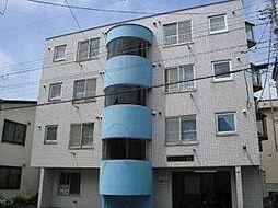ピースハイツ35[3階]の外観