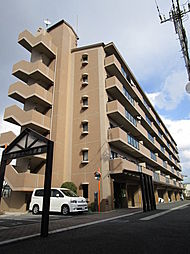 大阪府八尾市宮町6丁目の賃貸マンションの外観